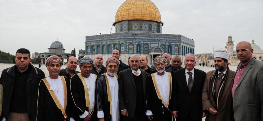 Umman, Filistin'de 'büyükelçilik seviyesinde' yeni diplomatik misyon açacak