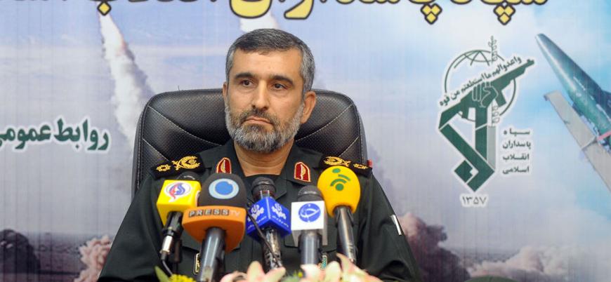 Devrim Muhafızları komutanı: ABD İran topraklarını ihlal etmeye cüret edemez