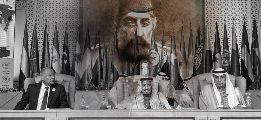"""""""Osmanlıların kabul etmediği Filistin teklifini Araplar kabul edecek mi?"""""""