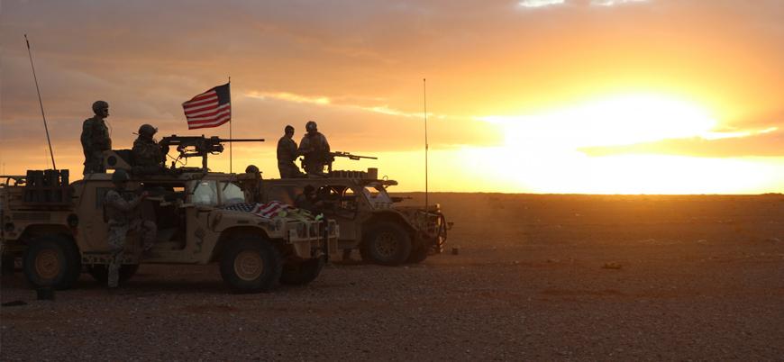 ABD'den Suriye-Irak sınırına yeni askeri üs