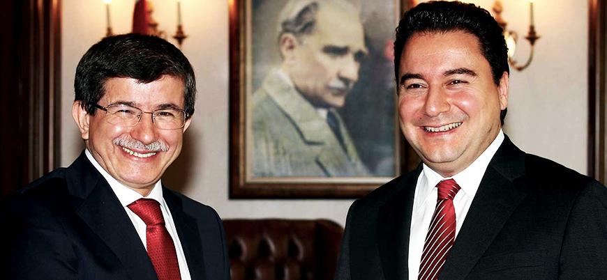 MHP Genel Başkan Yardımcısı Yalçın'dan Davutoğlu ve Babacan ekibine: Orta malı politikacı tipleri