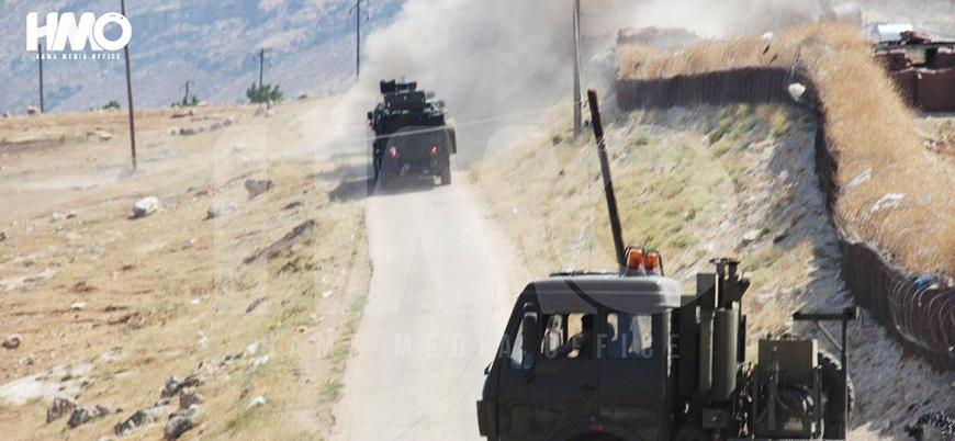 Rusya destekli Esed rejimi Suriye'deki TSK gözlem noktasını vurdu