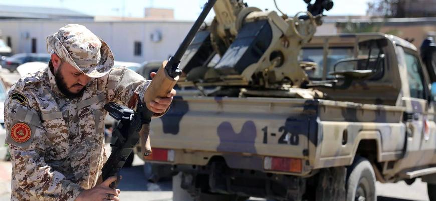 Trablus hükümeti güçleri stratejik Garyan kentini Hafter'den geri aldı