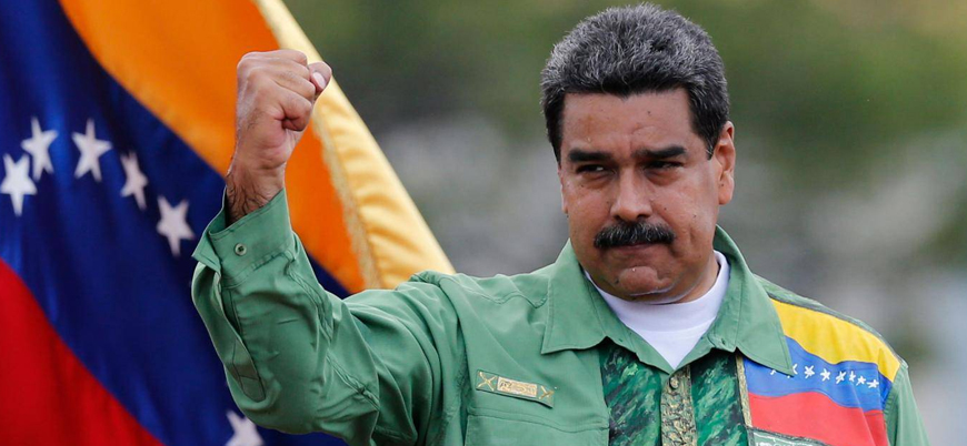 Venezuela'da bir darbe girişimi daha