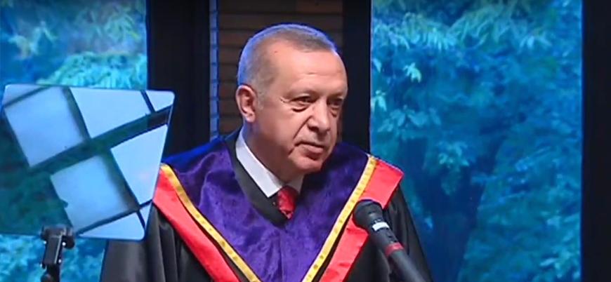 Erdoğan: Türkiye'de kadın üniversitesi adımını atacağız