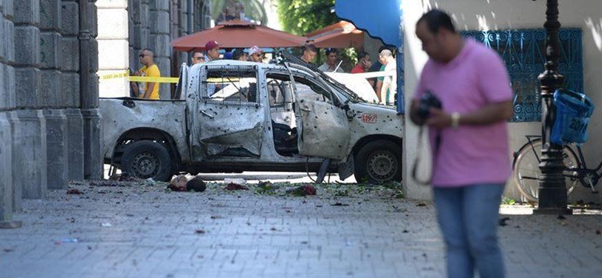 Tunus'taki iki canlı bomba saldırısını IŞİD üstlendi