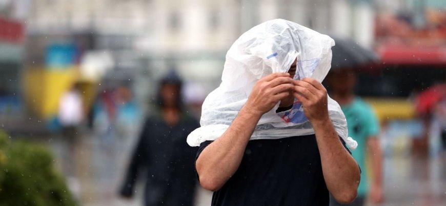 İstanbul yağmurlu havanın etkisine girecek