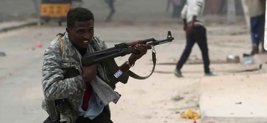 Somali'de Eş Şebab etkinliği artıyor: 5 günde 24 saldırı