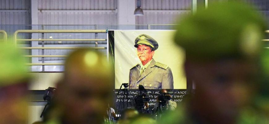 Darbe girişiminin ardından Etiyopya'da ordunun başındaki isim değişti