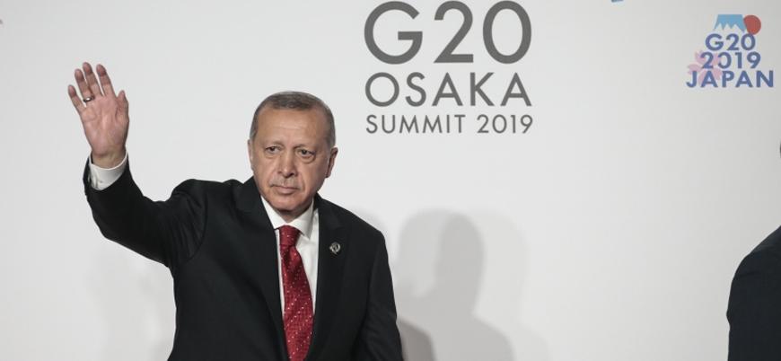 Erdoğan: Yaptırım olmayacağını Trump'tan duymuş olduk