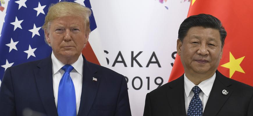 Ticaret müzakereleri başarılı olursa Trump Huawei yasaklarını kaldıracak