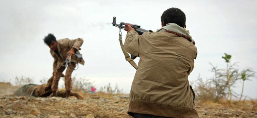 Yemen'de hükümet güçleri Husilere karşı ilerleyişini sürdürüyor