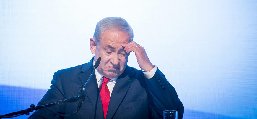 İsrail'de muhalefet Netanyahu'ya tepkili: Hamas'a boyun eğdi