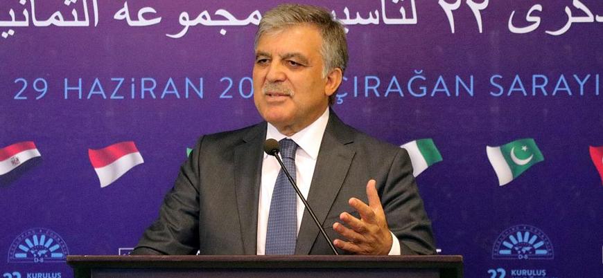 Abdullah Gül konuştu: Mutlak otorite sürdürülemez