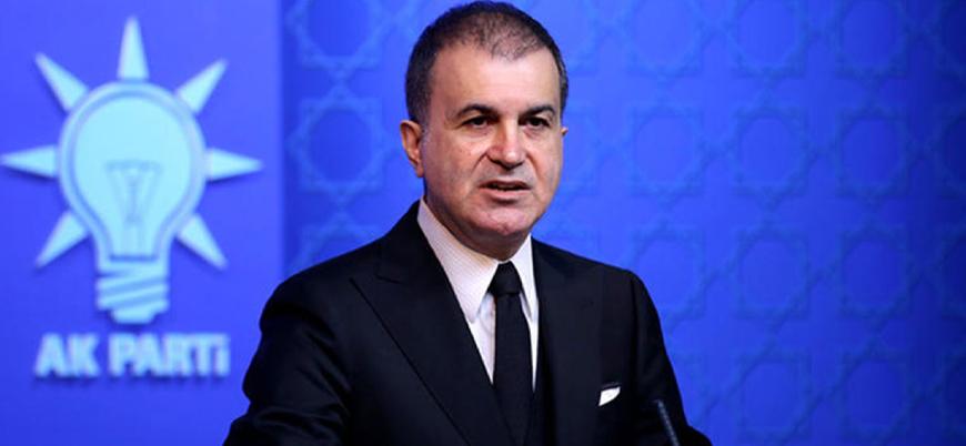 AK Parti Sözcüsü Çelik: 50+1 sisteminin değişmesi gündemimizde yok