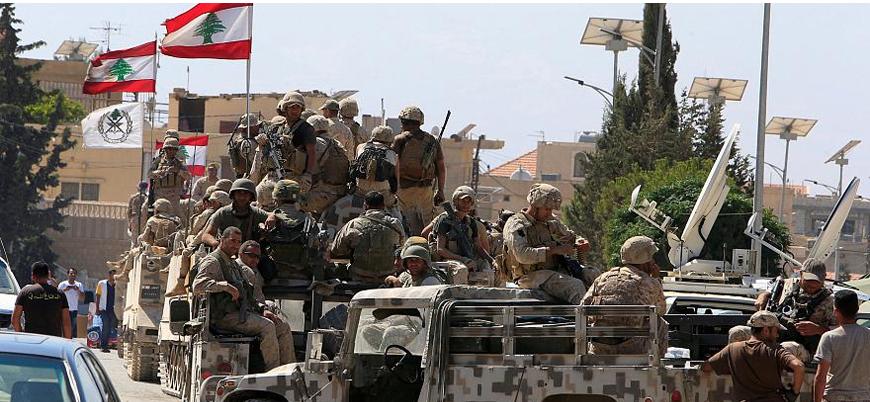 Lübnan'da mülteci işlerinden sorumlu bakanın konvoyuna saldırı: 2 ölü