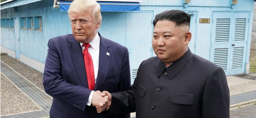 Kuzey Kore'den Trump'ın ziyaretine övgü