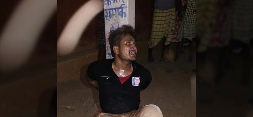 Radikal Hindu çetelerin linç ettiği Müslüman genç hayatını kaybetti