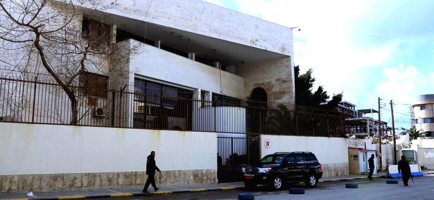 Türkiye'nin Trablus Büyükelçiliği'nden Libya uyarısı