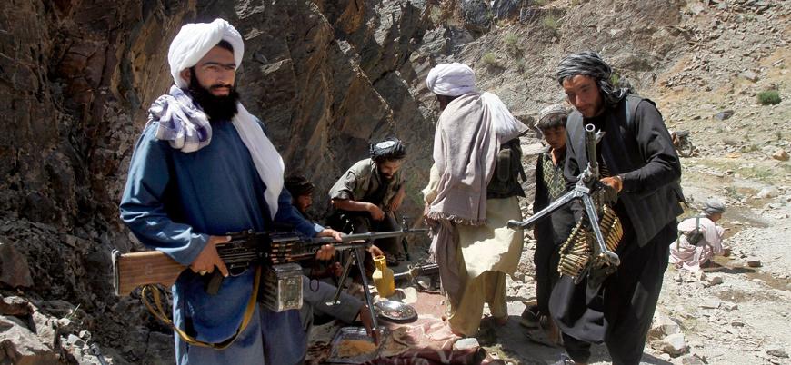 Taliban Afganistan'ın kuzeyinde bir ilçeyi ele geçirdi: 50 ölü