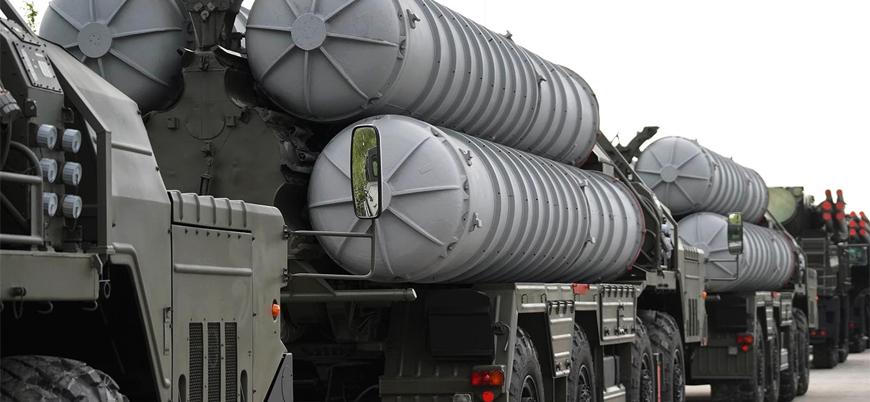 """""""Türkiye S-400'leri Suriye ve Kuzey Kıbrıs sınırlarında konuşlandırabilir"""""""