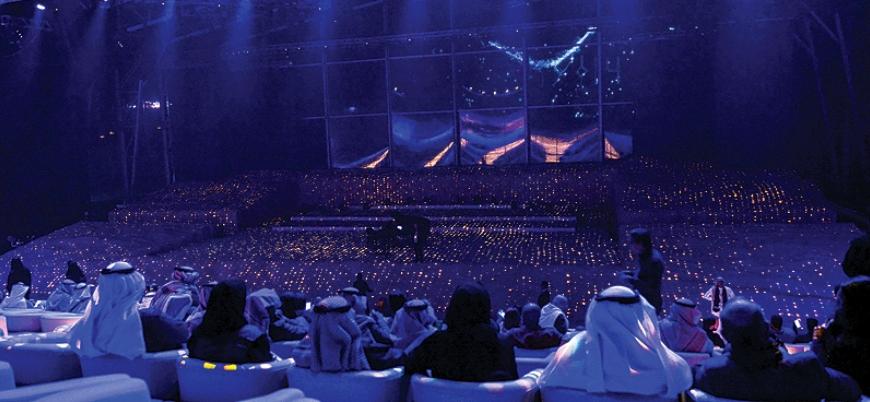 Bin Selman reformları sürüyor: Cidde'de uluslarası müzik festivali düzenlenecek