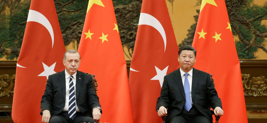 Çin'den Türkiye'ye Barış Pınarı Harekatı'nı durdurma çağrısı