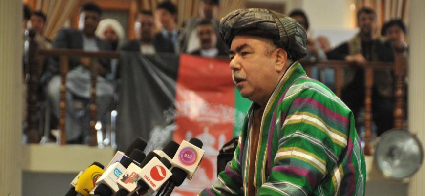 Abdurreşid Dostum: İslam Emirliği istemiyoruz, Taliban'dan intikam almak istiyoruz