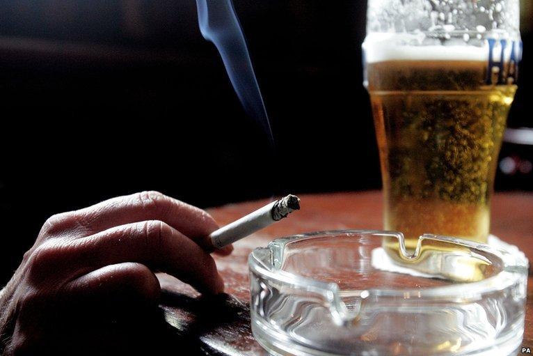 Sigara ve alkollü içkilere yüzde 8 vergi zammı