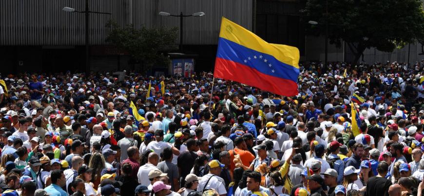 """""""Güney Amerika ülkeleri Venezuela'ya askeri müdahaleyi desteklemez"""""""