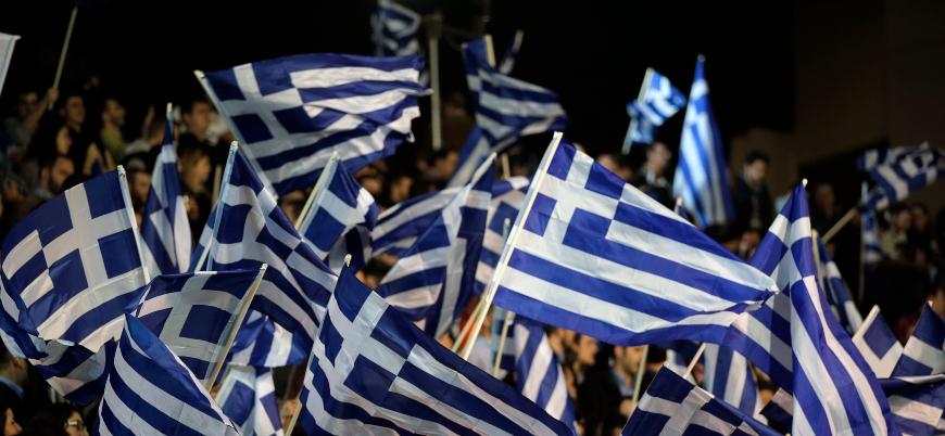 Erken seçime giden Yunanistan'da merkez sağ önde