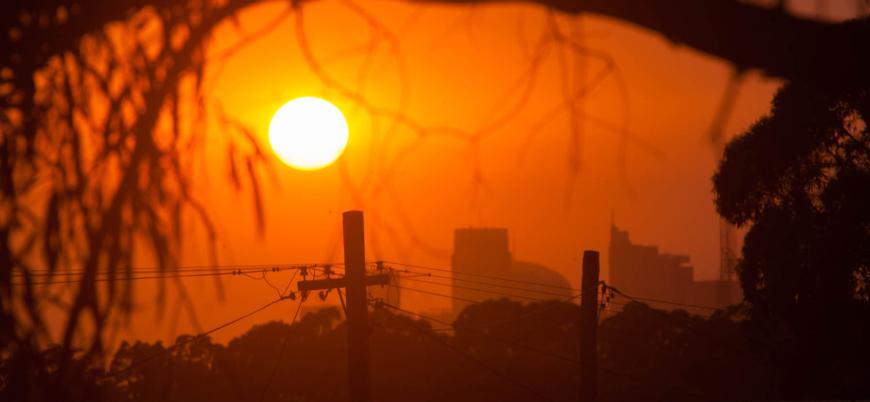 Dünya tarihinin en sıcak Haziran ayı yaşandı