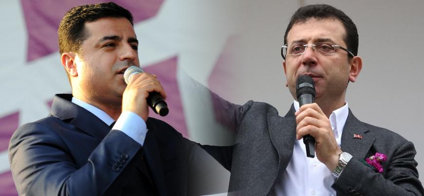 İBB Başkanı İmamoğlu: Selahattin Demirtaş'ı ziyaret etmek isterim