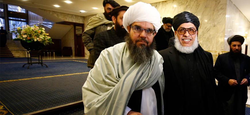 Taliban: ABD ile barış anlaşmasının yüzde 80-90'ı tamamlandı