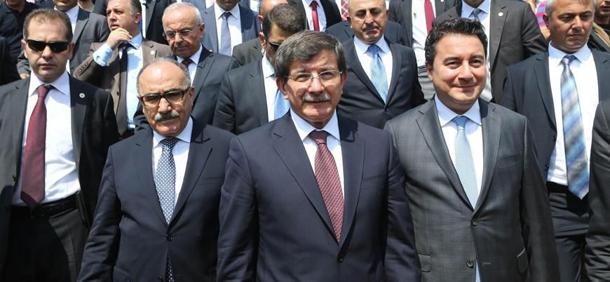 Erdoğan'dan Babacan ve Davutoğlu yorumu: Boş çuval gibi devrilecekler