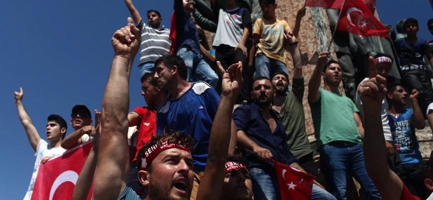 Türk halkı hangi ülkeleri tehdit olarak görüyor?