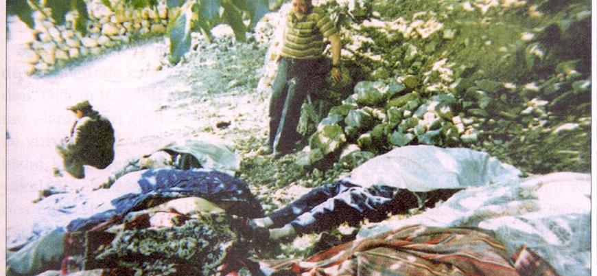 Erzincan'ın Başbağlar köyünde 33 kişinin öldürüldüğü katliamın 27'nci yılı