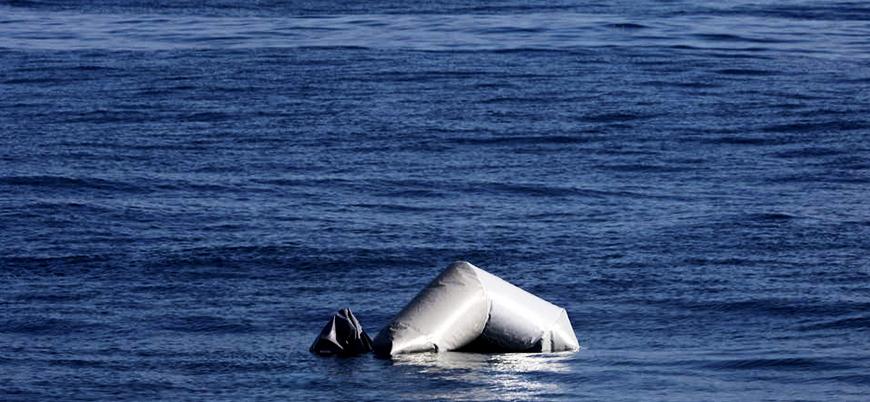 Akdeniz'de sığınmacı botu battı: 80 kayıp