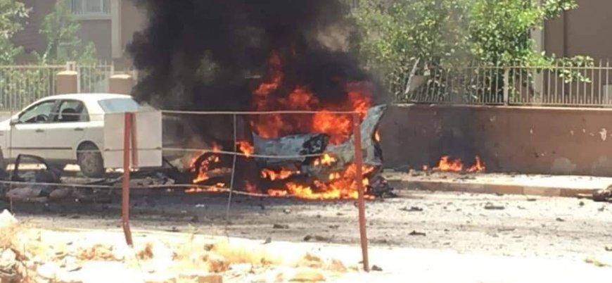 Hatay'ın Reyhanlı ilçesinde patlama: 2 ölü