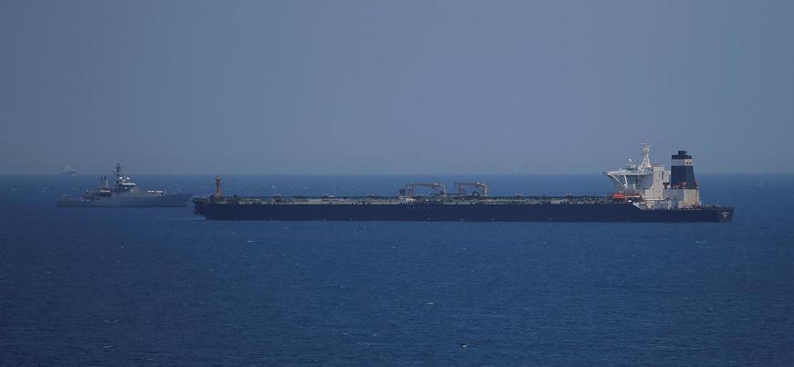İran'dan petrol tankeri krizinde İngiltere'ye misilleme tehdidi