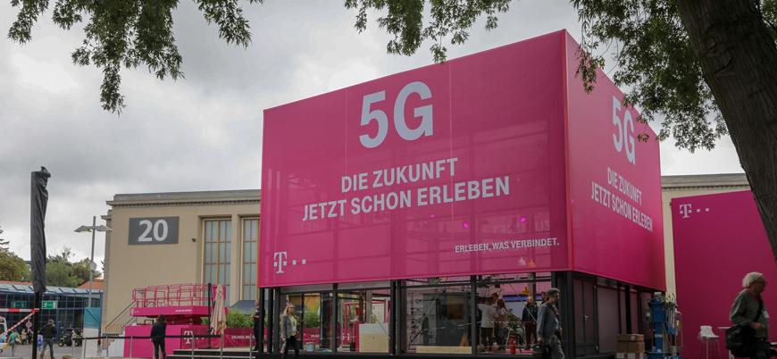 Almanya 5G teknolojisine geçti