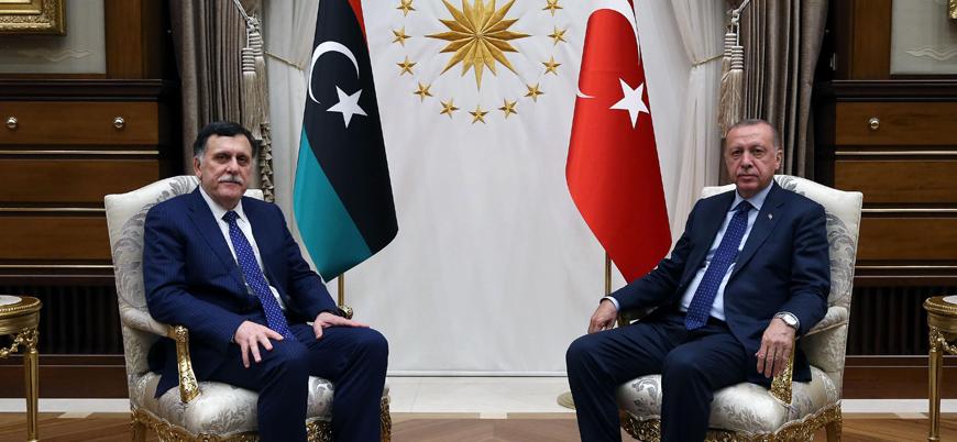 Libya Ulusal Mutabakat Hükümeti: Türkiye ile askeri ve güvenlik işbirliği anlaşması onaylandı