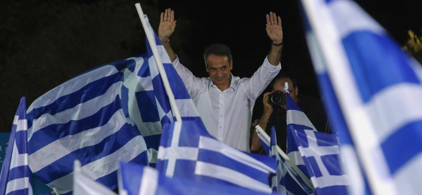 Yunanistan yarın erken seçime gidecek: Anketler iktidar değişikliğini gösteriyor