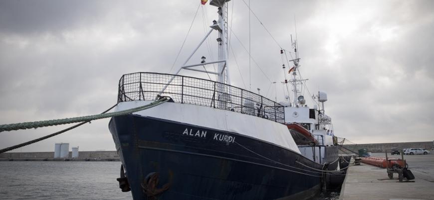 İtalya sığınmacı gemisini ülkeye almıyor