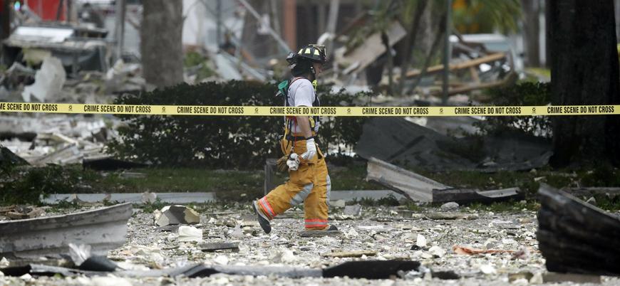 ABD'de alışveriş merkezinde patlama: En az 20 yaralı