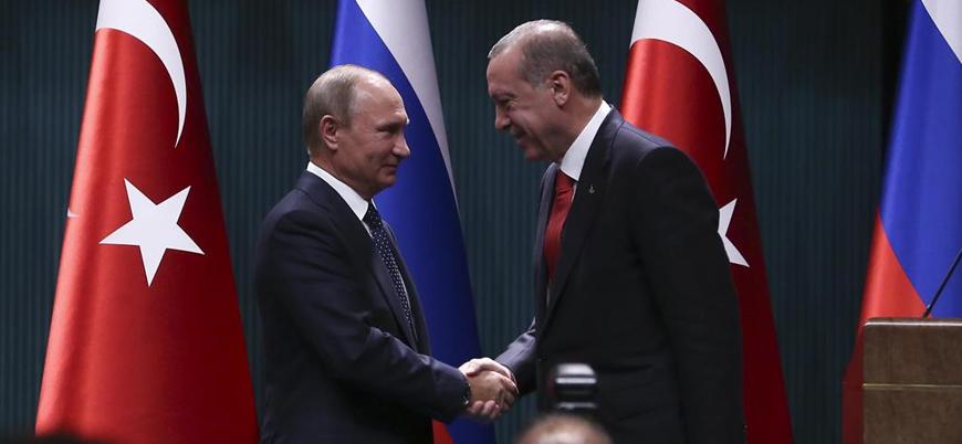 Erdoğan'dan Putin'e 'Libya' telefonu