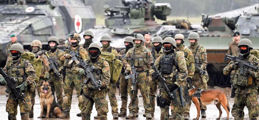 Suriye'de ABD askerlerinin yerine Alman askerleri mi konuşlanacak?
