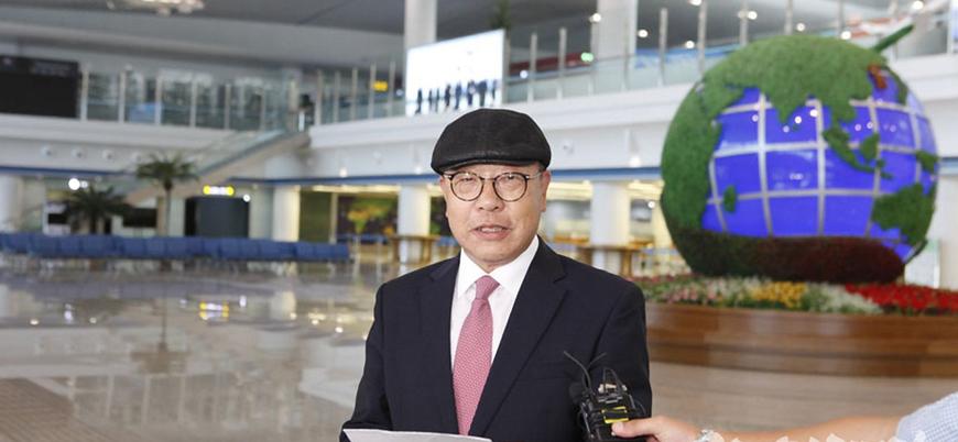 Güney Kore eski Dışişleri Bakanı'nın oğlu Kuzey Kore'ye kaçtı