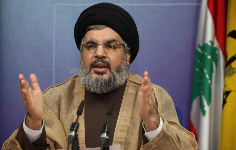 Nasrallah: Suriye mültecilerin evine dönmesi için işbirliği şart