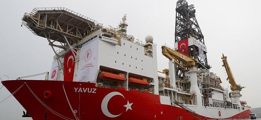 Güney Kıbrıs'tan Türkiye'ye sondaj tepkisi